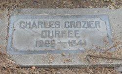 Charles Crozier Durfee