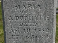 Maria <I>Nash</I> Doolittle
