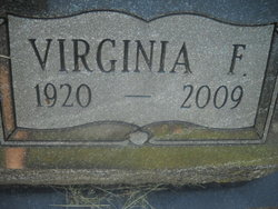 Virginia F. <I>Kurtz</I> Day