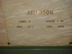 Carol M. <I>Stutzman</I> Atkinson