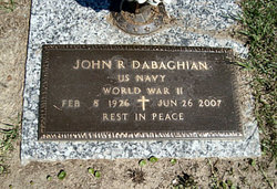 John Robert Dabaghian