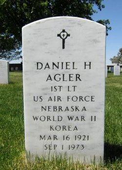 Daniel H Agler