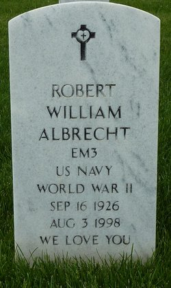 Robert William Albrecht