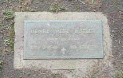 Henry West Butler