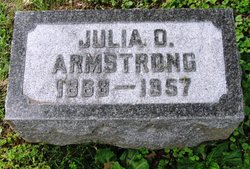 Julia Olcott Armstrong