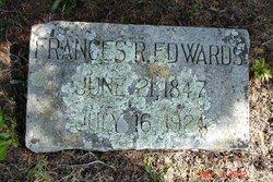 Frances Rebecca Edwards