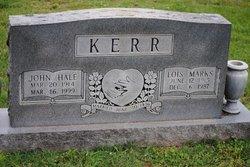 Mamie Lois <I>Marks</I> Kerr