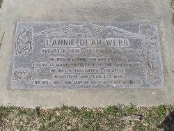 Lannie Dean Webb