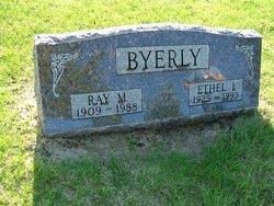Ethel <I>Sample</I> Byerly