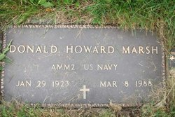 Donald Howard Marsh