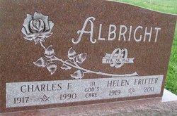 Helen Louisa <I>Fritter</I> Albright