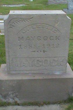 John Leslie Maycock
