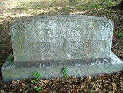 John Verlin Adams