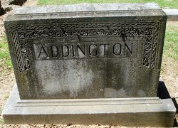 Georgia Ann <I>Duncan</I> Addington