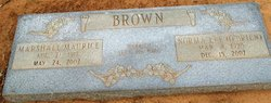 Norma Lee <I>O'Brien</I> Brown