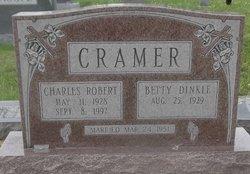 Betty Lee <I>Dinkle</I> Cramer