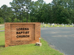 Lorena Baptist Church Cemetery