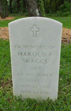 Harold F Skaggs