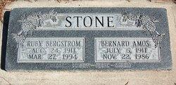 Ruby <I>Bergstrom</I> Stone
