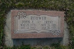 Irene <I>Estes</I> Rohwer
