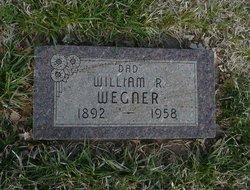 William R Wegner