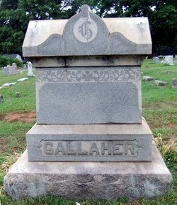 Mattie F <I>Phillips</I> Gallaher