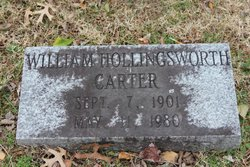 William Hollingsworth Carter