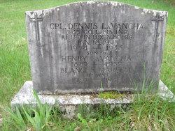 PFC Dennis L. Lavancha