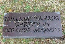 William Franklin Carter Jr.