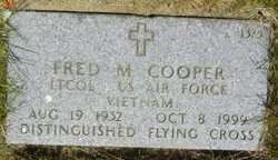 Fred Mitchell Cooper