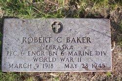 PFC Robert Chester Baker