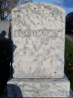 Samuel L Kimball