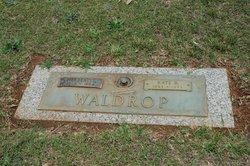 """Katherine Pearl """"Kate"""" <I>Bagwell</I> Waldrop"""