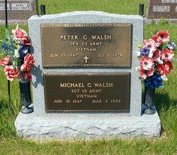 Michael George Walsh