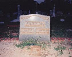 """James Ransom """"Ranch or Rance"""" Barrow"""