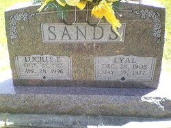 Lucille Elizabeth <I>Totten</I> Sands