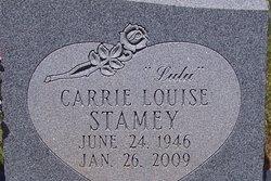 "Carrie Louise ""Lulu"" Stamey"