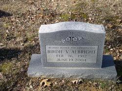 Birdie Virginia <I>Stack</I> Albright