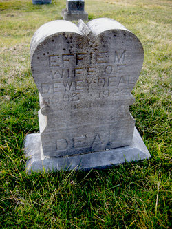 Effie May <I>Young</I> Deal