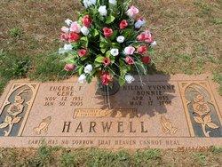 """Hilda Yvonne """"Bonnie"""" <I>Bowen</I> Harwell"""