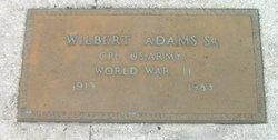Wilbert Adams, Sr