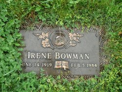 Irene Bowman