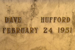 "David Frederick ""Dave"" Hufford"