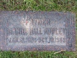 Daniel Hall Rowley
