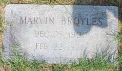 Marvin Broyles