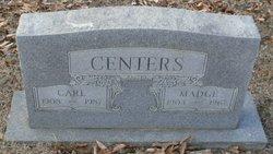 Madge <I>Fraley</I> Centers