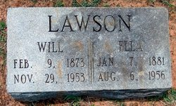 "William Benjamin ""Will"" Lawson"