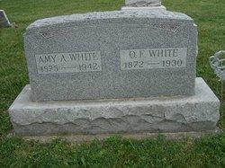 Amy Alice <I>Jones</I> White