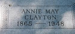 Annie May <I>Lisman</I> Clayton
