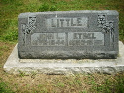 Mary Ethel <I>Carter</I> Little